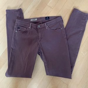 Adrieano Goldshmeid the Stilt jeans